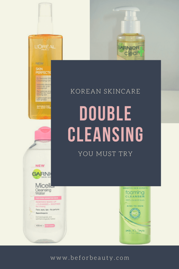3 Things You Can Learn From The Korean Skincare Regime Be For Beauty Oil Based Cleanser Korean Skincare Skin Care
