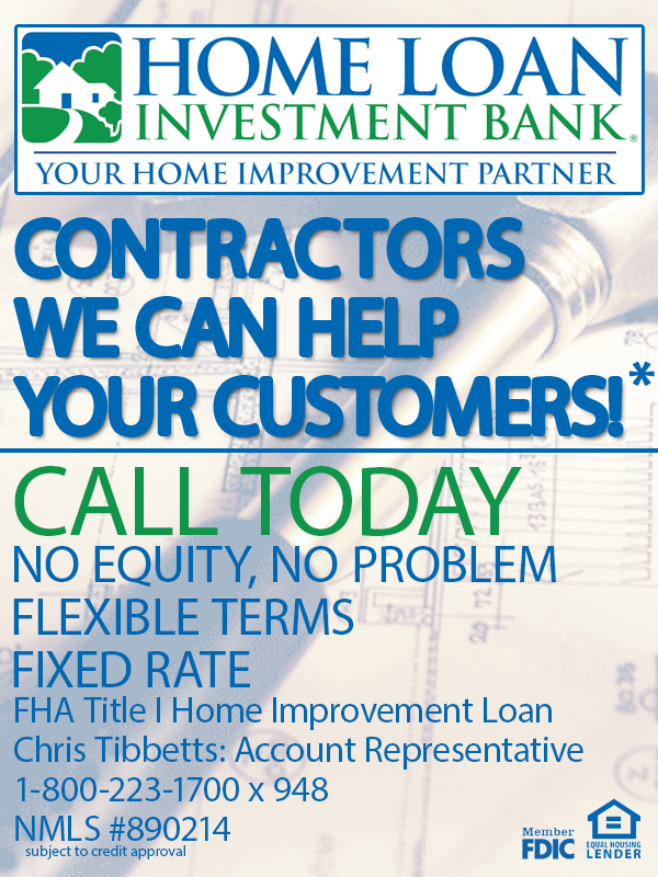 home improvement loans with no credit checks