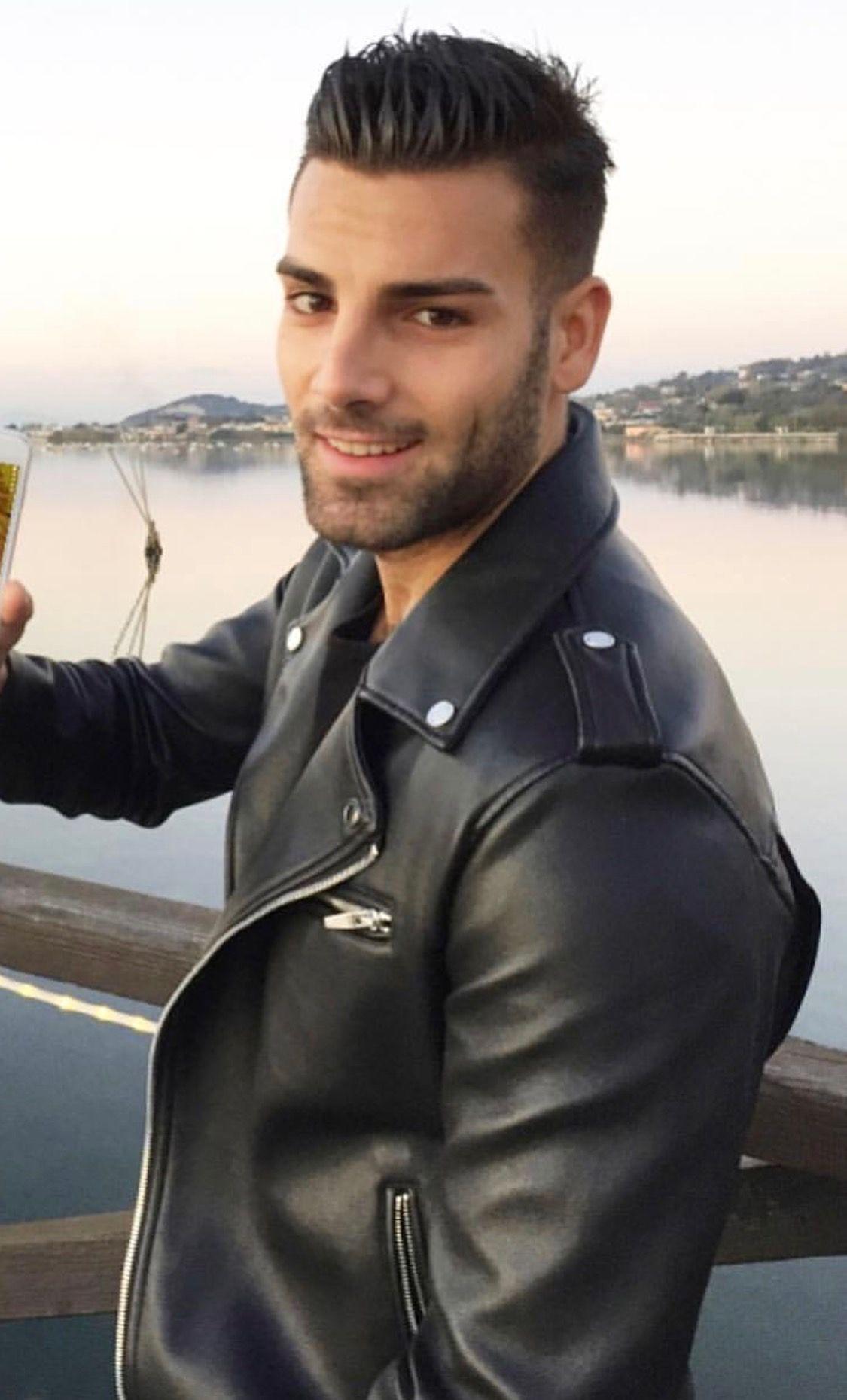 I like this jacket menus attire pinterest leather leather