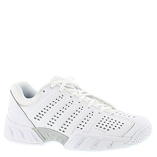 K Swiss Women's Bigshot Light 2.5? WhiteWhite Synthetic