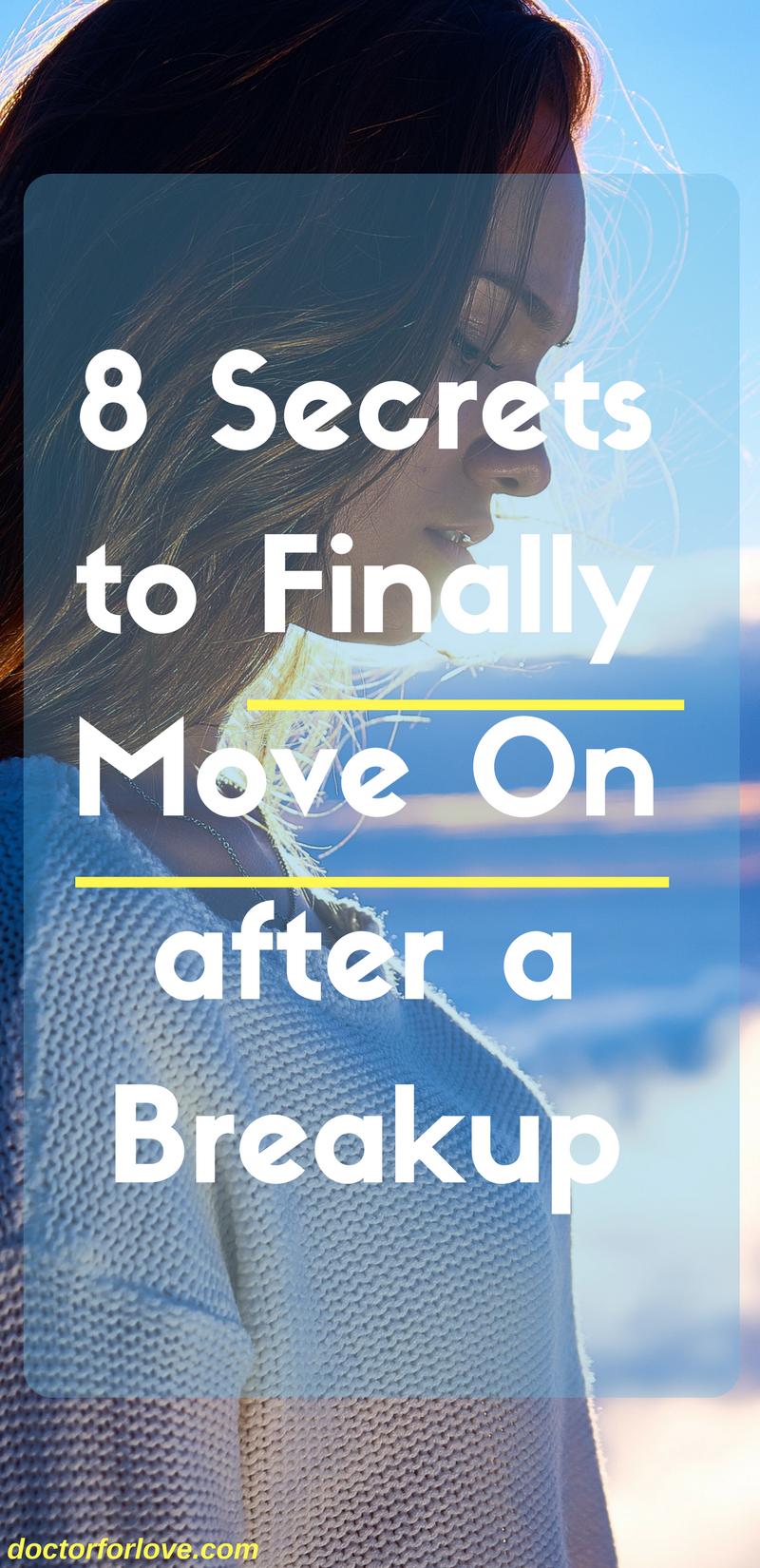 8 Secrets of Successful Moving On After a Breakup | Love