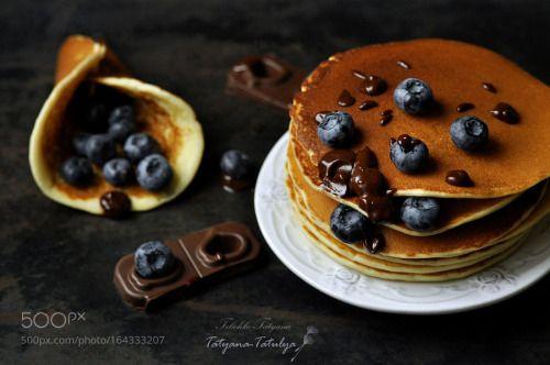 Pancake by tatulya  IFTTT 500px