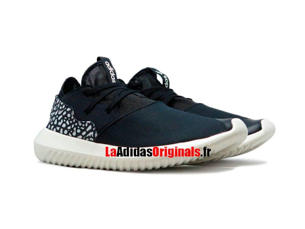 cheaper 667af 263f8 Adidas Tubular Entrap W - Chaussure Adidas Originals Pas Cher Pour  Homme Femme Noir