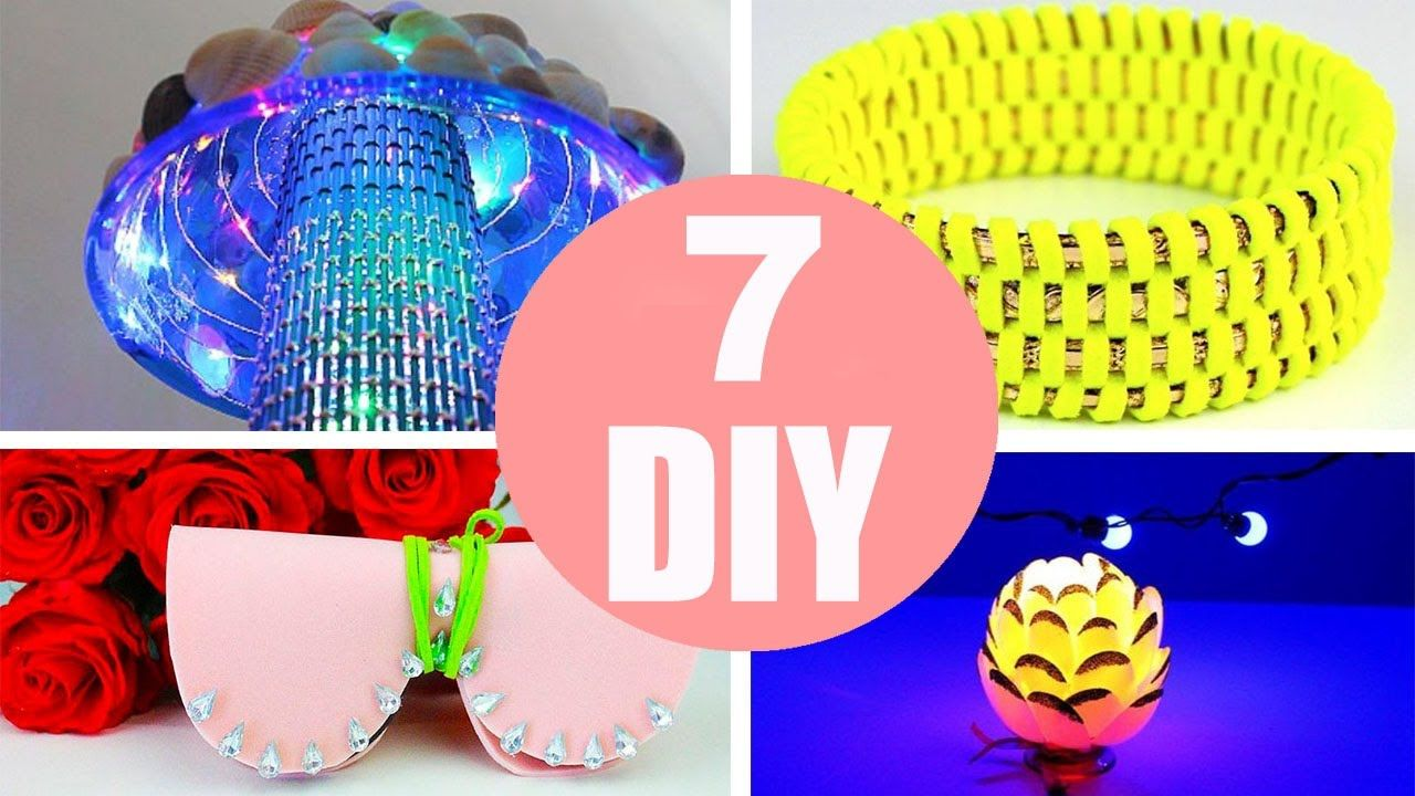 5 Minute Crafts To Do When You Re Bored 7 Quick And Easy Diy Ideas Ama Quick And Easy Crafts Crafts To Do 5 Minute Crafts Videos