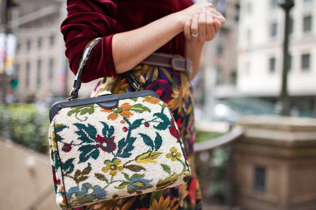 <3 Buy Bags, Floral Bags, Carpet Bag, Vogue Australia, Handbag Accessories