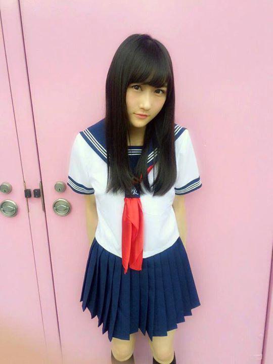 切ない表情の矢倉楓子