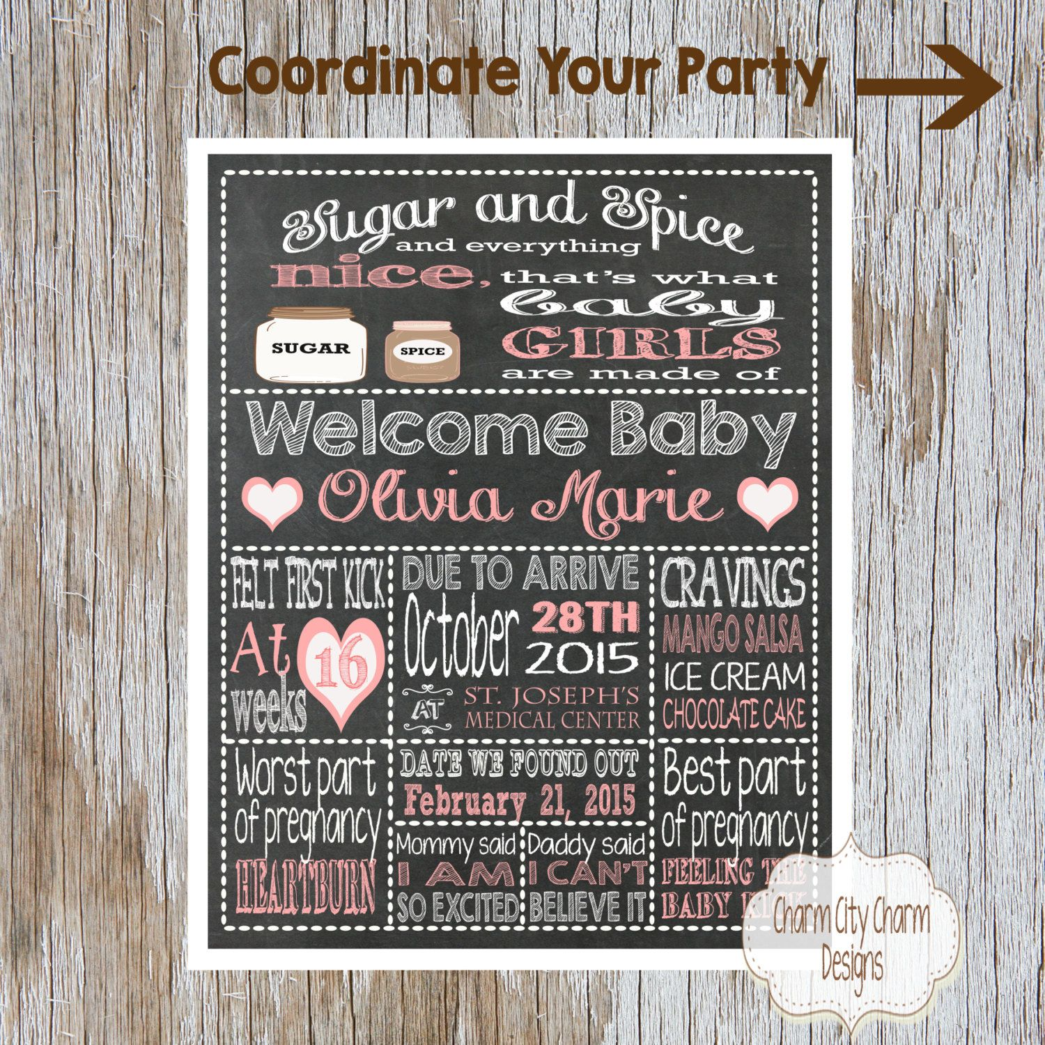 baby shower invitation wording for bringing diapers%0A Baby Shower Chalkboard Sign  MommyToBe Chalkboard Sign  Baby  Announcement  Baby Shower Decor  DIY Printable  MTB