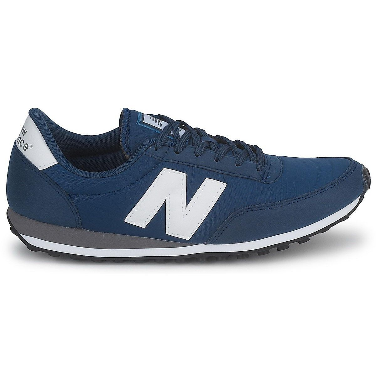 Shoes Outlet - New Balance 410 Navy Mens Trainers