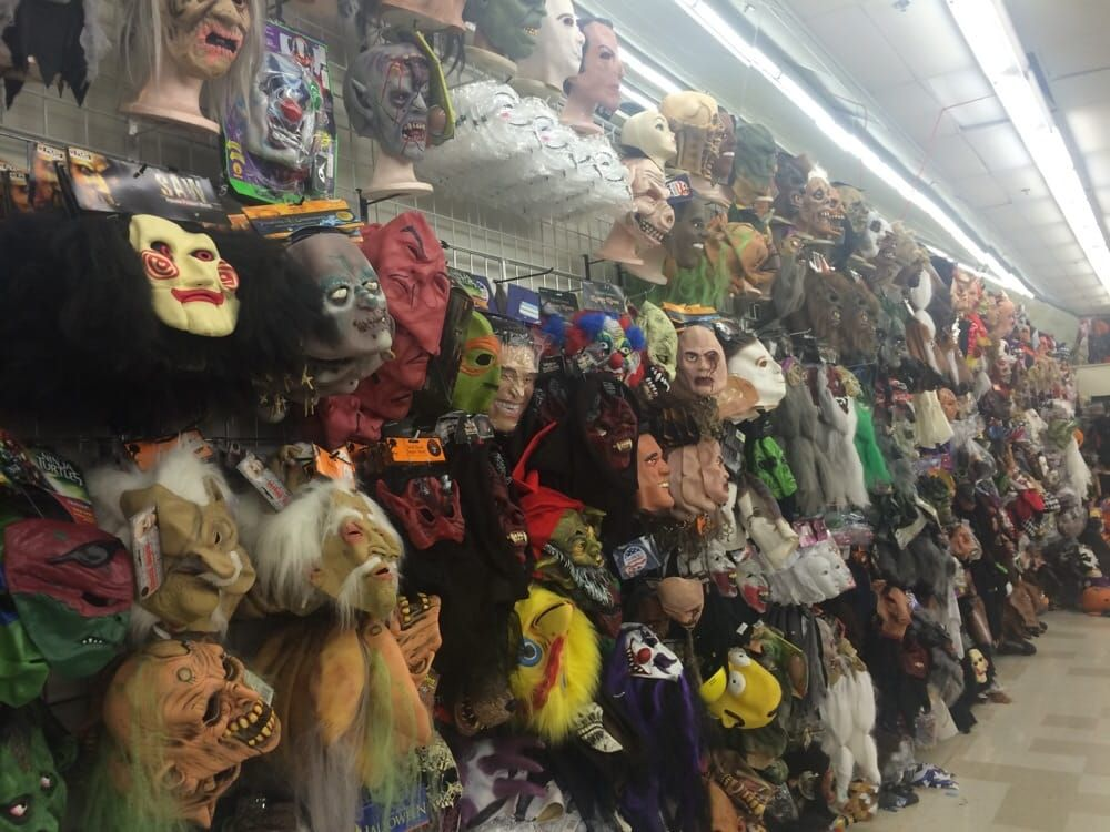 Choose the best Halloween Mask from Halloween Time Superstore
