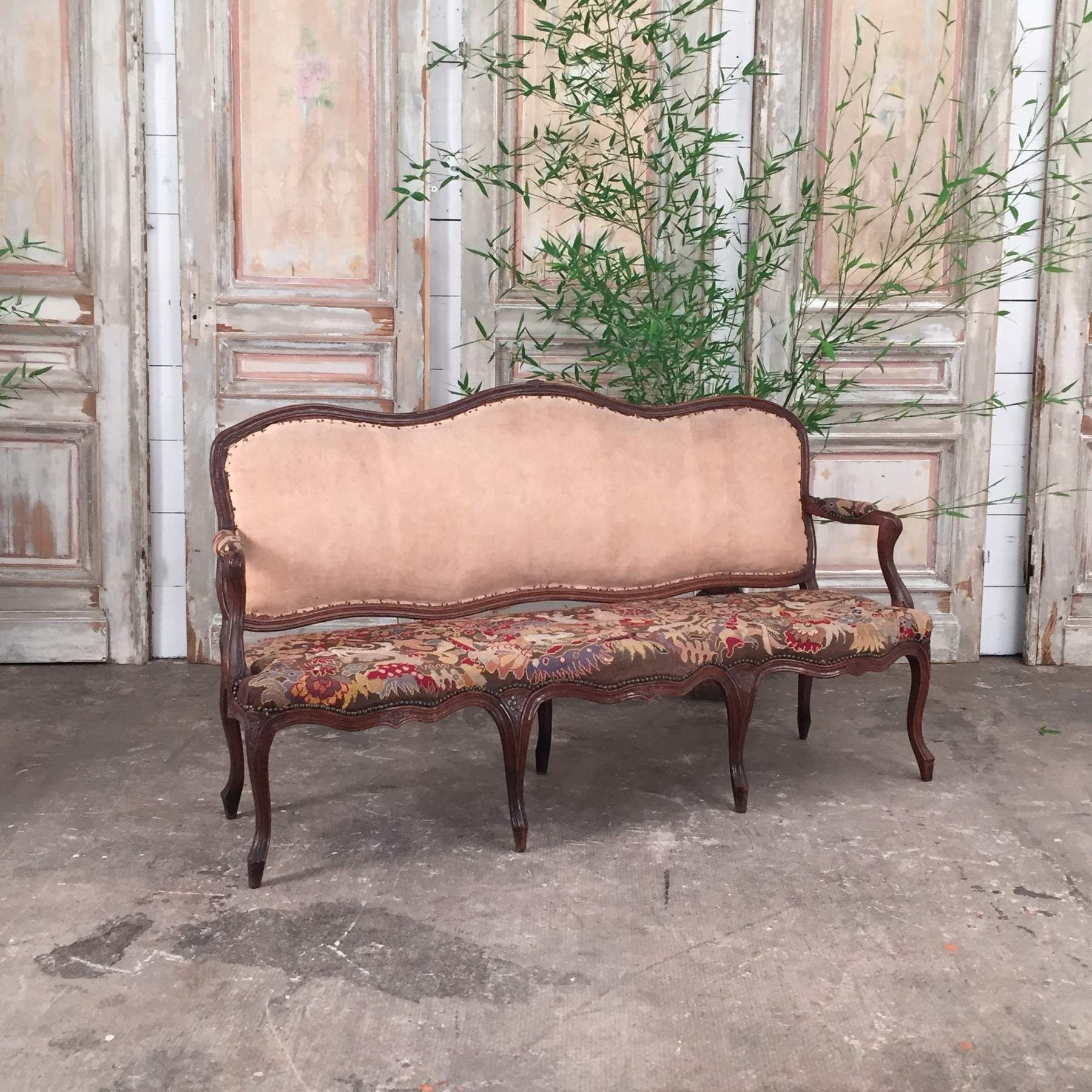 Louis 15 Period Sofa