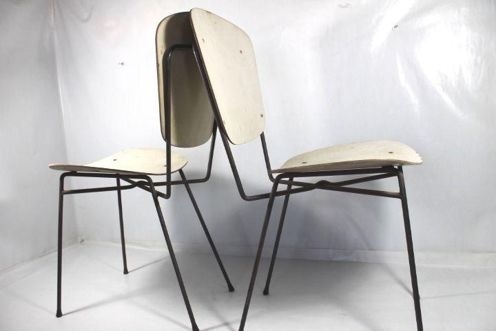 Sedie Formica ~ Coppia sedie napoleone doro cuneo anni chairs mid century mid