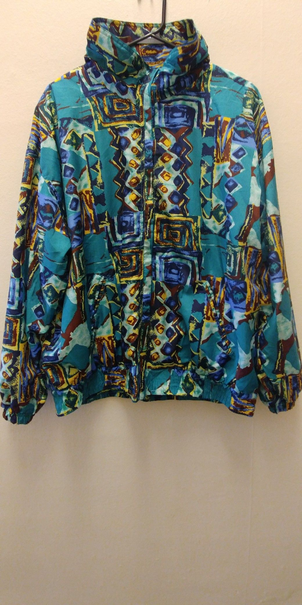 f7a7f01da 90s Abstract Aztec Jacket   Eccentric Vibes Online Clothing Boutique ...