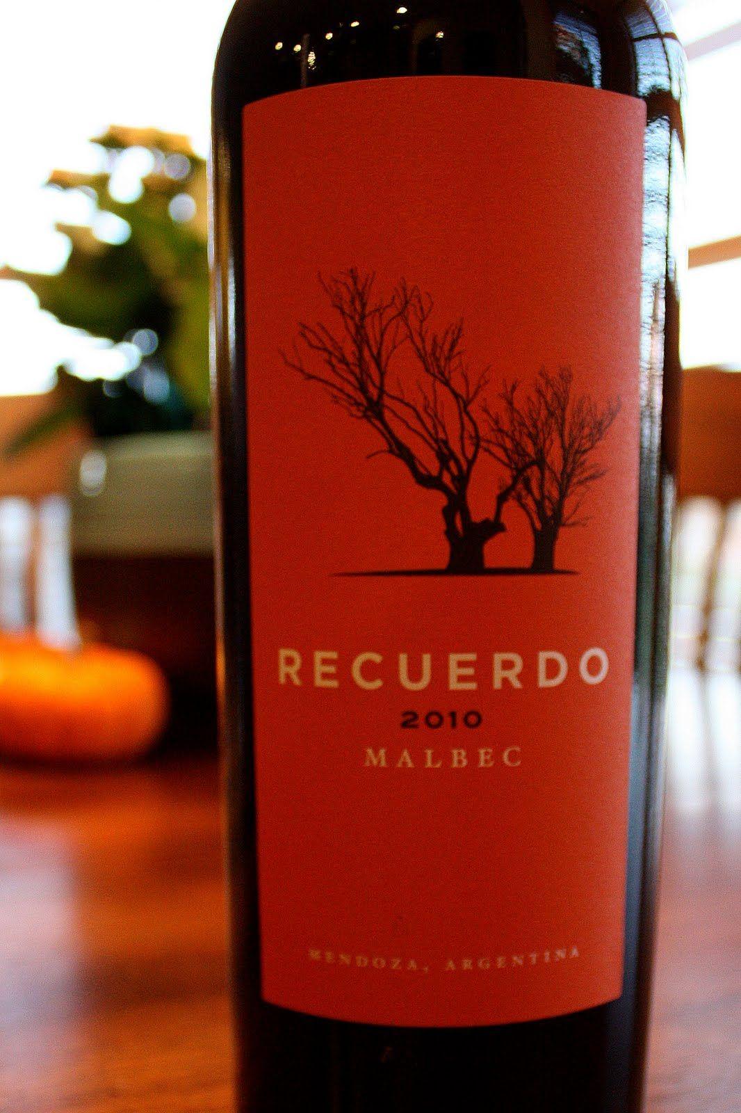 Recuerdo Malbec Http Recuerdowines Com The Wines Malbec Malbec Wine Wine Snob