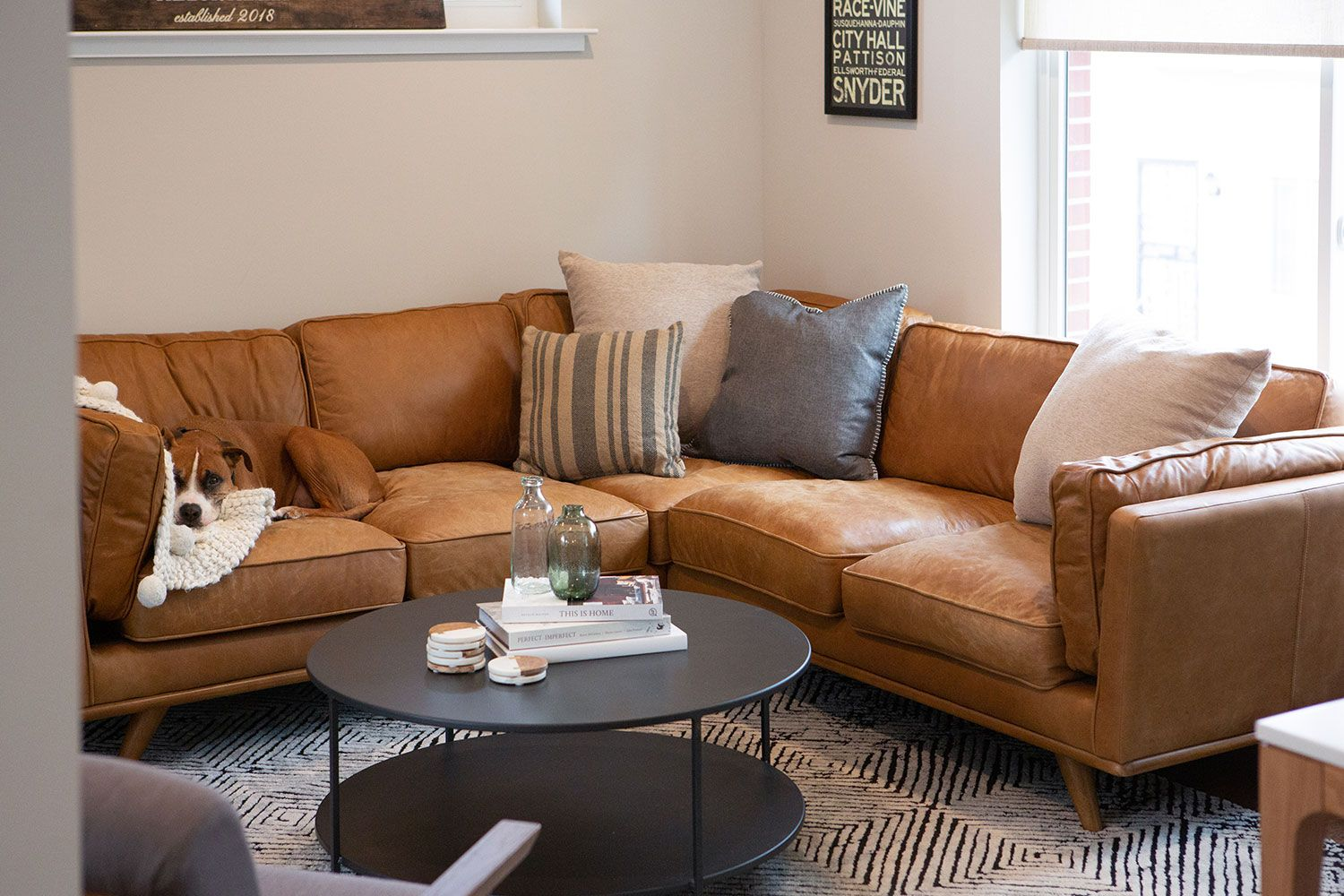 Newlywed Living Room Tan Leather Couch Living Room Leather Couches Living Room Leather Corner Sofa Living Room Living room leather couch