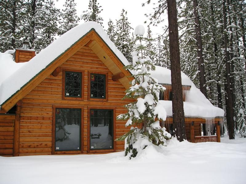 California log homes are for the family gatheringour pre