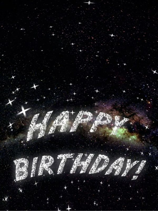 Happy Birthday Astronomy Google Search Happy Birthday Birthday Birthday Wishes