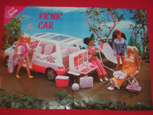 Barbie Mobili ~ Barbie mini van. yes! mom mobile pinterest mini vans