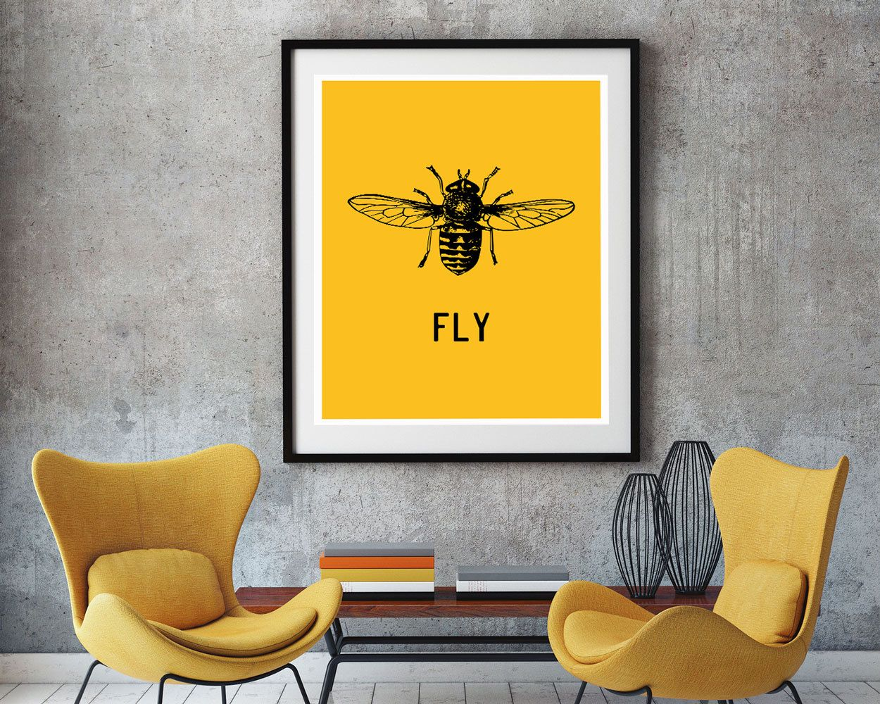 Wall Art Fly Digital Print Fly Poster Art Fly Wall Art Print Fly ...
