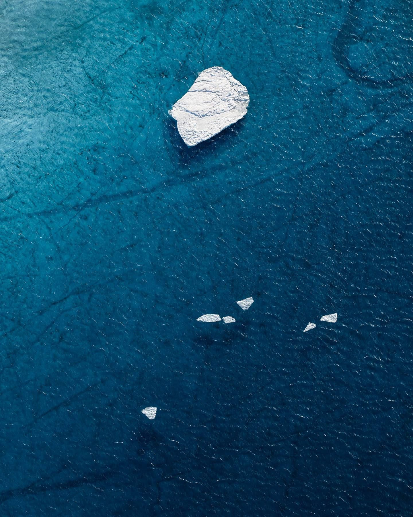 Rising Water Tom Hegen Photographs Global Warming From Above