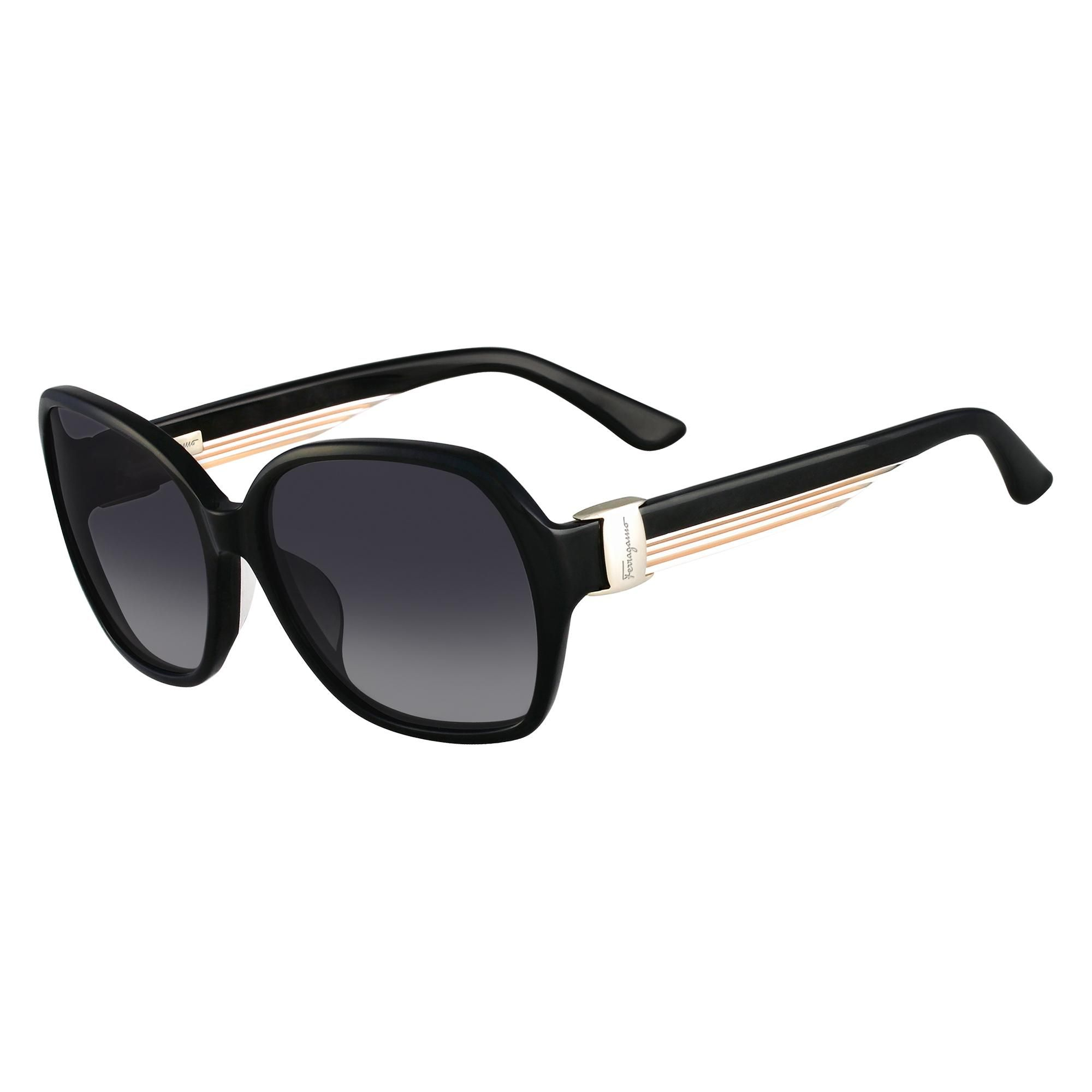 946818d5cd Salvatore Ferragamo Sunglasses - SF650S 001 57-16