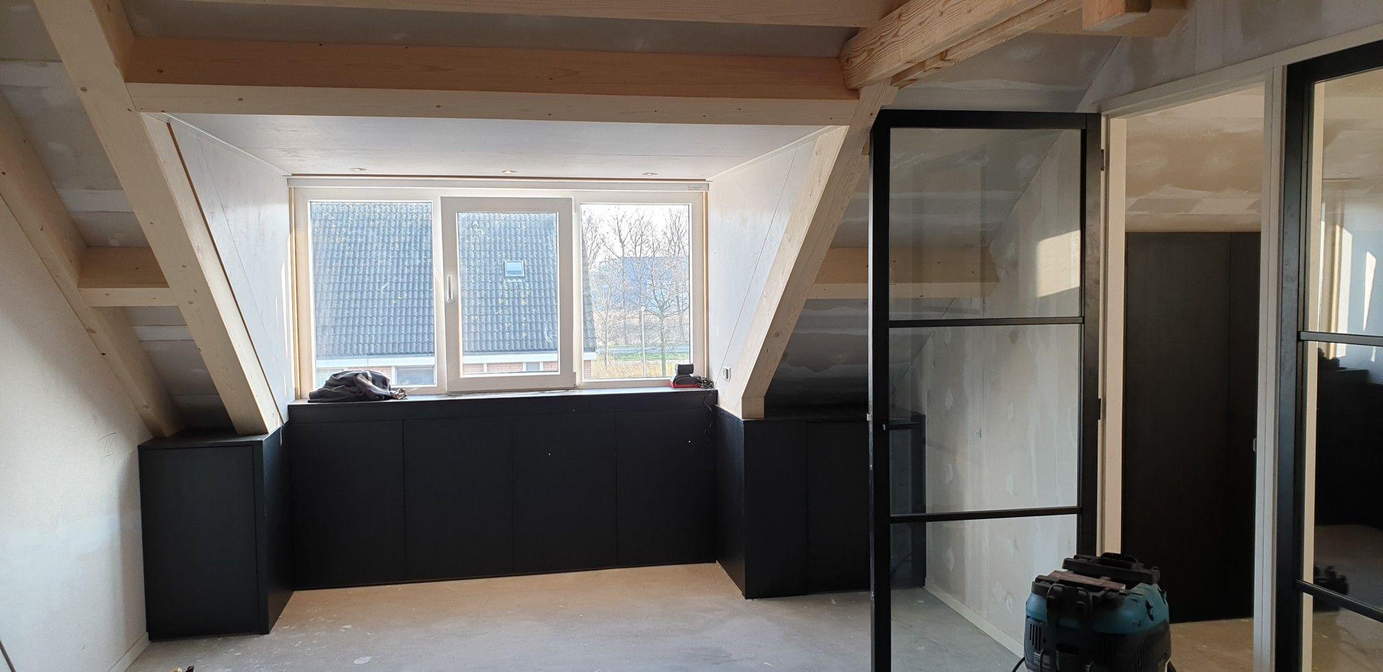 Pin van Rensske op Home in 2020 Zolder met dakkapel