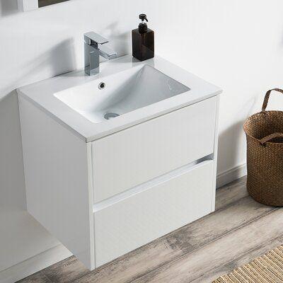 40+ Wall mounted bathroom vanity base only inspiration
