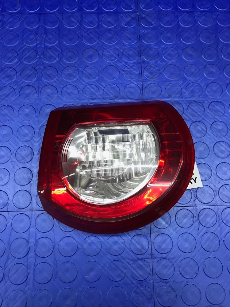 Oe Chevrolet Traverse Part Lh Driver Left Side Lid Tail Light Lamp Taillight Gm Car Parts Car