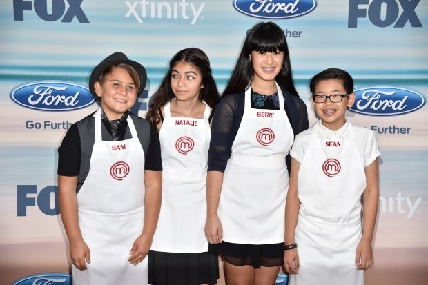 Masterchef Junior 2014 Season 2 Masterchef Junior Is Returning Not Only For A Second But A Third Masterchef Junior Masterchef Tv Programmes