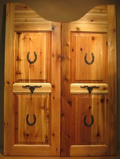 diy swinging saloon doors - Google Search & diy swinging saloon doors - Google Search | Projects to Try ... pezcame.com