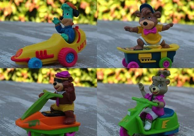 The 26 Most Awesome Happy Meal Toys Of The '90s #90'stoys