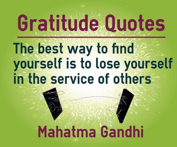 Main Topic Gratitude Quotes Related Topics Best Find Lose