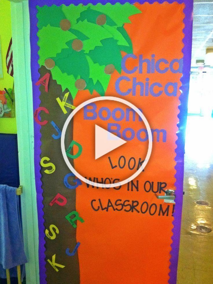 classroom door - -