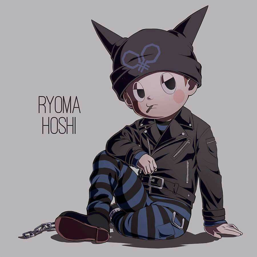 Hoshi Ryoma Drv3 Danganronpa Danganronpa Characters Hoshi Ryoma hoshi is an amazing character with a kind heart who forces himself to remain distant from others because of his awful past. hoshi ryoma drv3 danganronpa