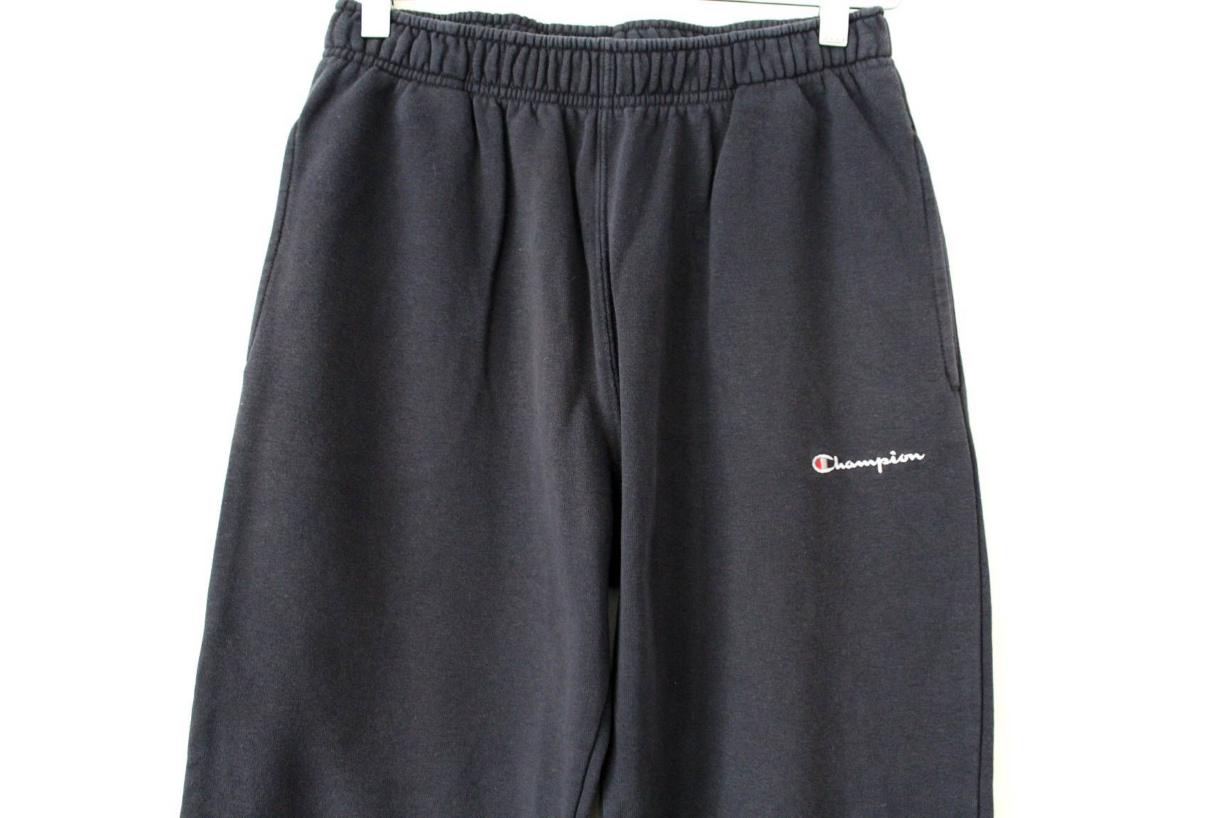 90's Champion Pants Gray Champion Sport Pants Rare Champion