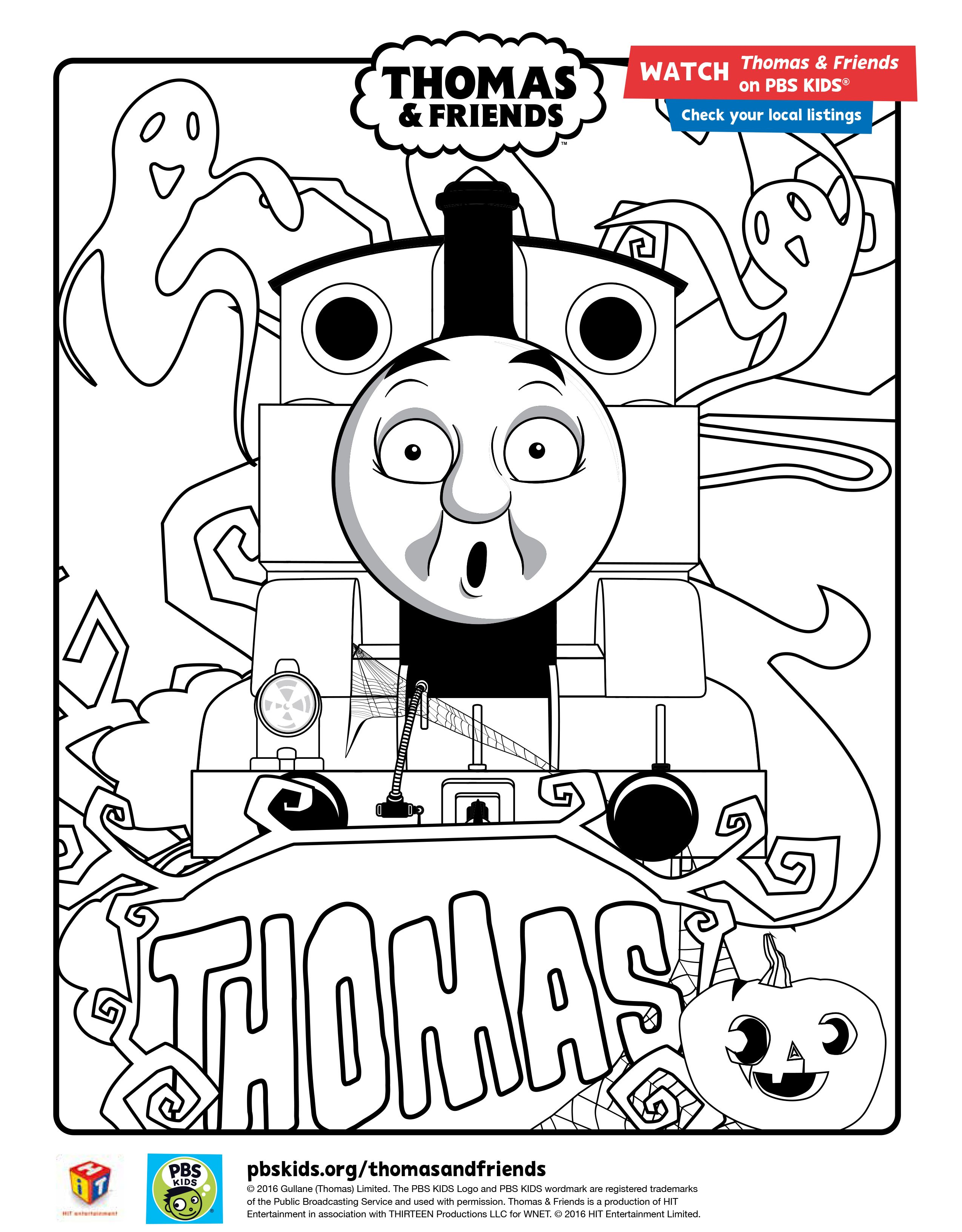 Printables Pbs Parents With Images Train Coloring Pages