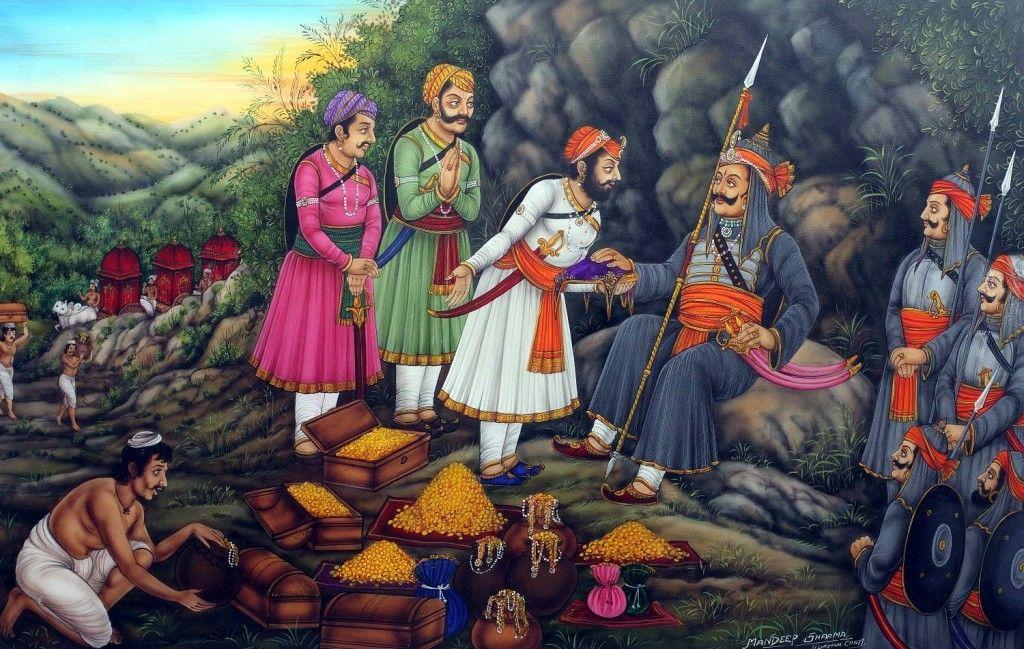 महाराणा प्रताप का इतिहास हिंदी में History, Indian