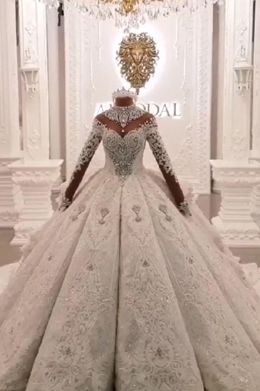 Pin on Amazing Wedding Dresses