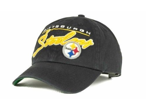 "Pittsburgh Steelers NFL 47' Brand ""Pelham"" Snapback New"