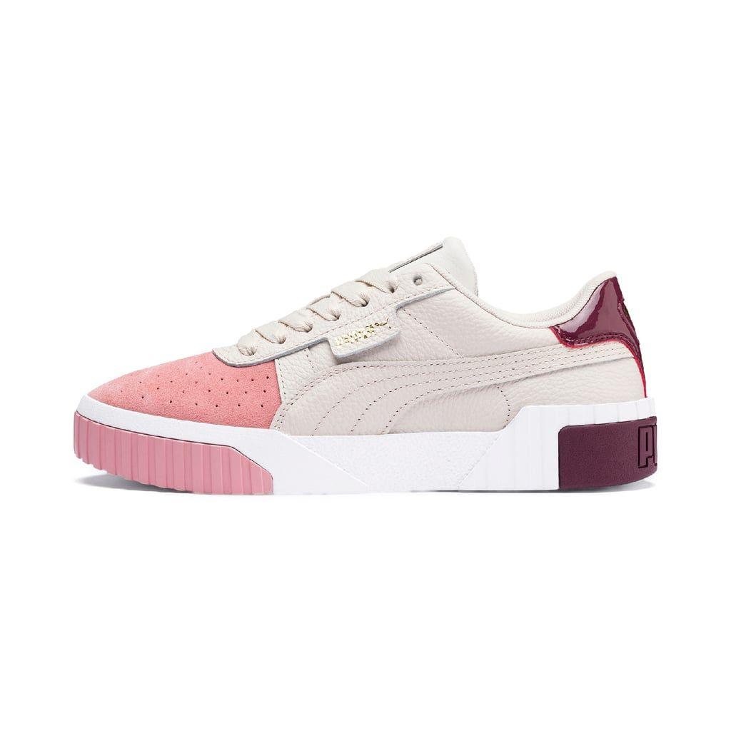 Puma's Cali Remix Sneakers   Puma cali, Puma shoes women ...