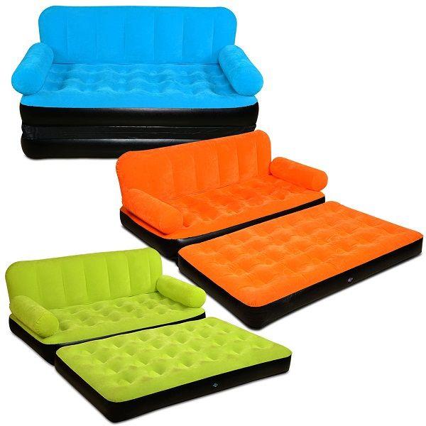 Color Air Sofa Cum Bed Cod Online Shopping Air Mattress