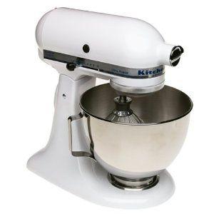 Kitchenaid Ultra Power Plus 4 5qt Tilt Head Stand Mixer Fog Blue