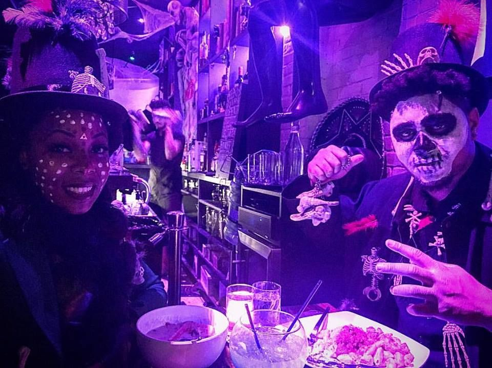 This Crazy New Tim Burton Themed Bar Is About To Open In Hollywood Los Angeles Magazine Halloween Travel Tim Burton Burton