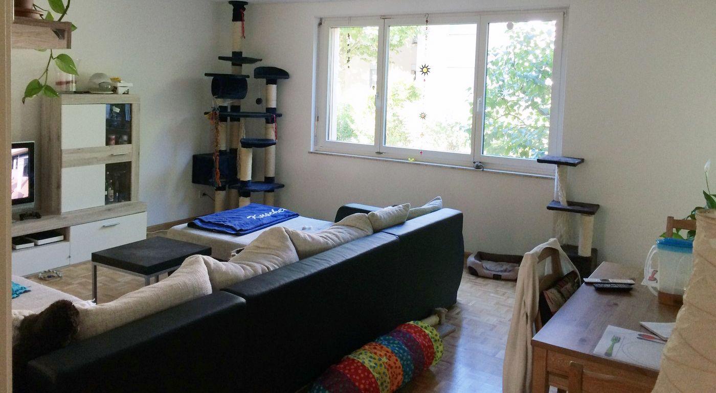 4 Zimmer Wohnung Mit Schonem Garten Allschwil Https Flatfox Ch De 5078 Utm Source Pinterest Utm Medium Social Utm 4 Zimmer Wohnung Wohnung Wohnung Mieten