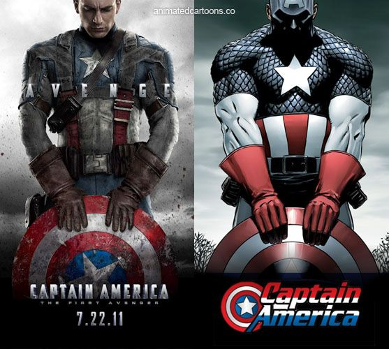 Captain America The First Avenger 2011 Movie Review Captain America Captain America Photos Captain America Movie