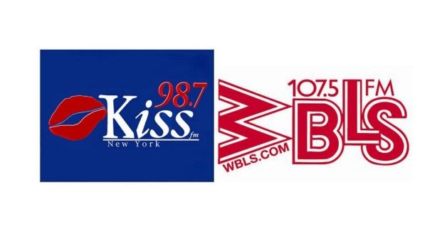 Kiss 98 7 Fm Wbls 107 5 Before They Merged Earlier In 2012