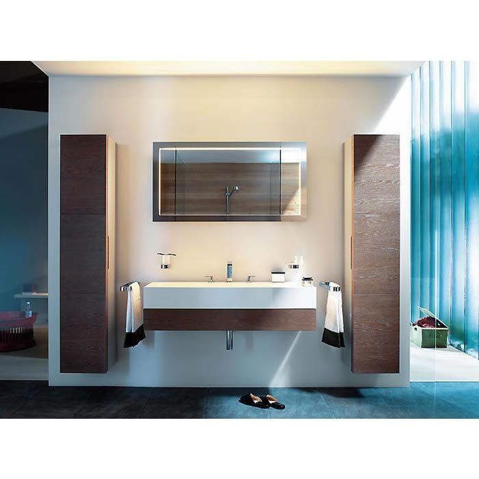 Inspiration Web Design  Contemporary bathroom pinspiration Keuco Edition Light Mirror Illuminated Bathroom Mirrors from UK