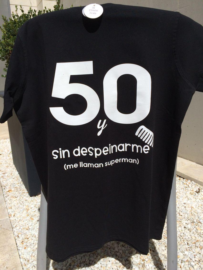 Camiseta personalizada para el 50 cumpleaños  elpiratarosa  cricutexplore   camisetaspersonalizadas 2c9cd5fcb4aee
