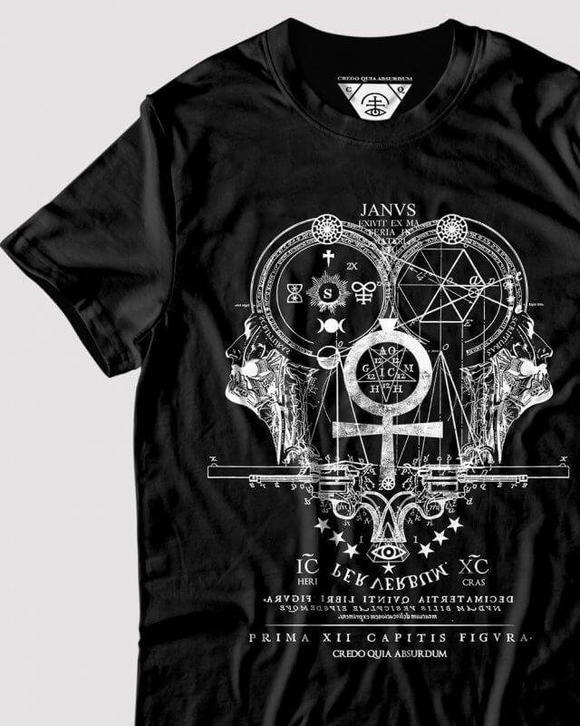 I Am The Alpha And The Omega Tshirt
