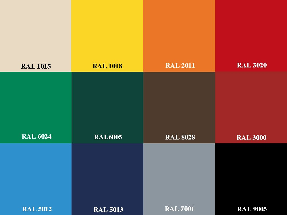 Nuancier Ral \u2026 Couleur Pinterest Price list, Catalog and Craft - ral color chart