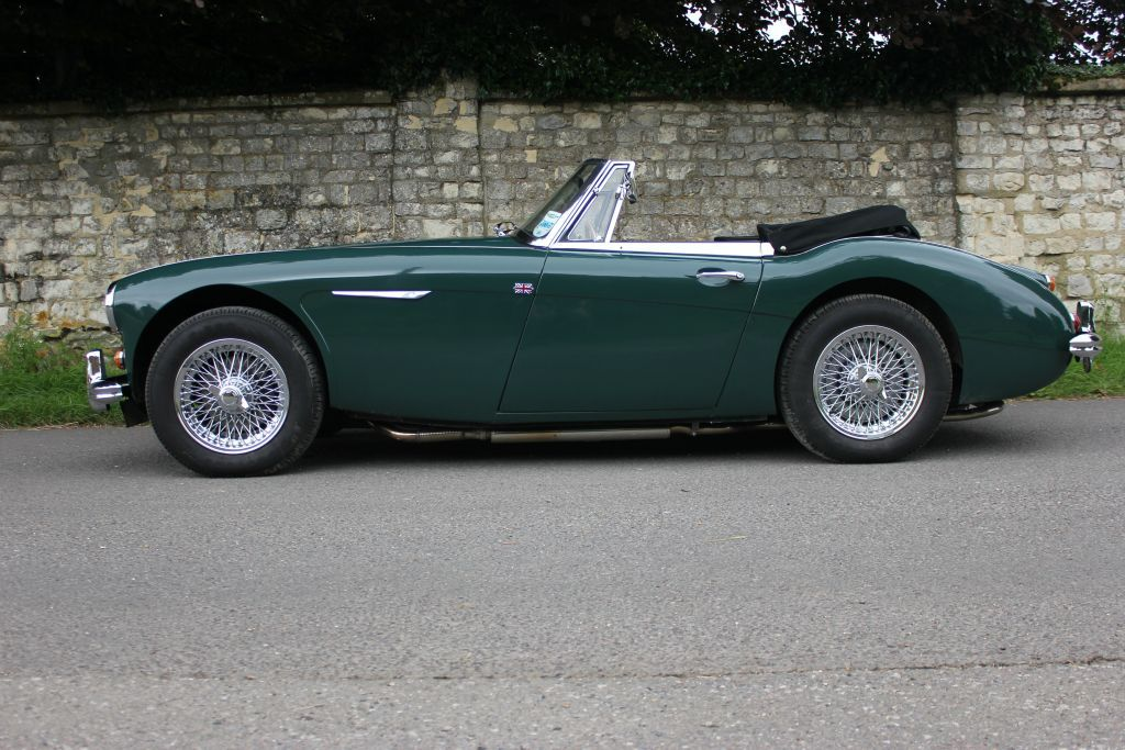 Austin Healey 3000 MKIII BJ8 | Rawles Motorsport - Leaders in Austin ...